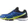 Salomon M's X-Scream 3D GTX Shoes Blue/Black/Gecko Green